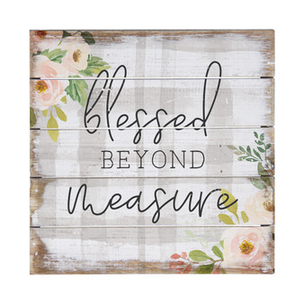 Blessed Beyond Measure - Perfect Pallet Petite