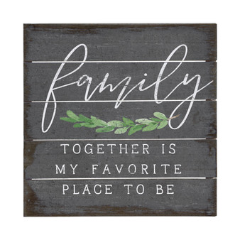 Family Together - Perfect Pallet Petite