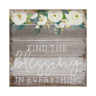 Find The Blessings - Perfect Pallet Petite