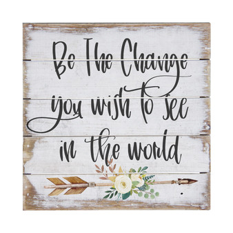 Be The Change - Perfect Pallet Petite