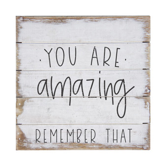 You Are Amazing - Perfect Pallet Petite