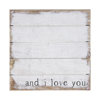 And I Love You - Perfect Pallet Petite