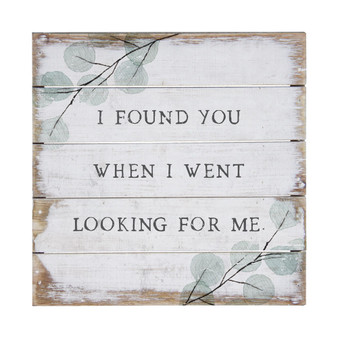 I Found You - Perfect Pallet Petite