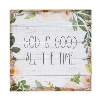 God Is Good - Perfect Pallet Petite