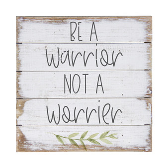 Be A Warrior - Perfect Pallet Petite