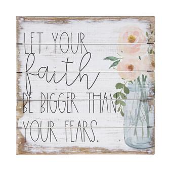 Let Your Faith - Perfect Pallet Petite