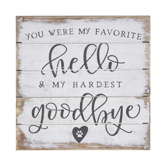 You Were My Favorite - Perfect Pallet Petite