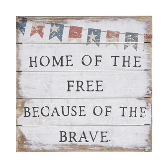 Home Of The Free - Perfect Pallet Petite
