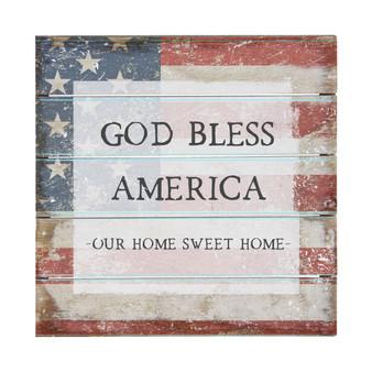 God Bless America - Perfect Pallet Petite