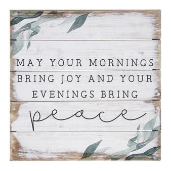 Mornings Bring Joy - Perfect Pallet Petite