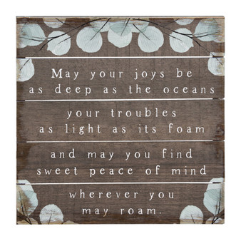 May Your Joys - Perfect Pallet Petite