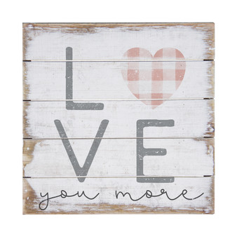 Love You More Heart - Perfect Pallet Petite