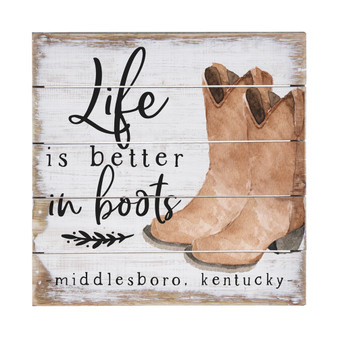 Better In Boots - Perfect Pallet Petites