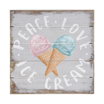 Peace Love Ice Cream - Perfect Pallet Petites
