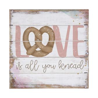 Love Knead Pretzel - Perfect Pallet Petites
