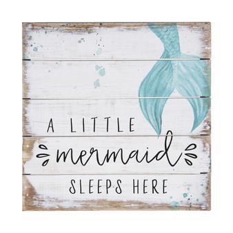 Little Mermaid Sleeps - Perfect Pallet Petites