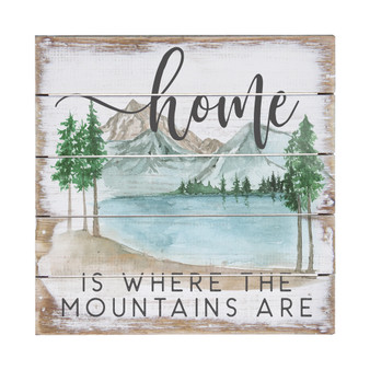 Home Mountains - Perfect Pallet Petites