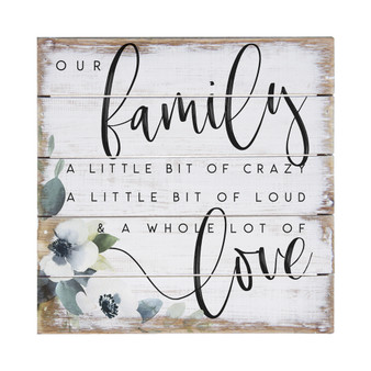 Our Family - Perfect Pallet Petites