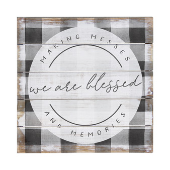 We Are Blessed - Perfect Pallet Petites