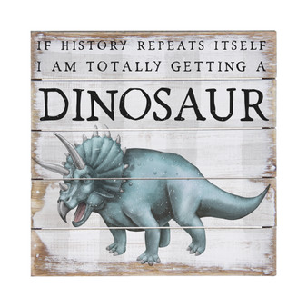 Getting A Dinosaur - Perfect Pallet Petites