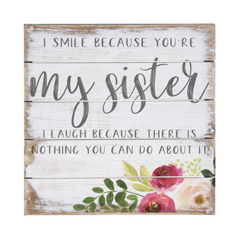 Sisters Connected - Perfect Pallet Petite