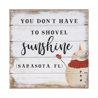 Shovel Sunshine PER - Perfect Pallet Petite