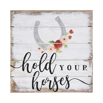 Hold Your Horses - Perfect Pallet Petite
