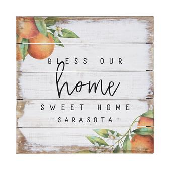 Bless Our Home - Orange PER