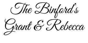 Custom Mailbox Name Design - The Binford's
