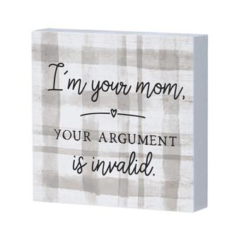 Argument Invalid PER - Small Talk Square