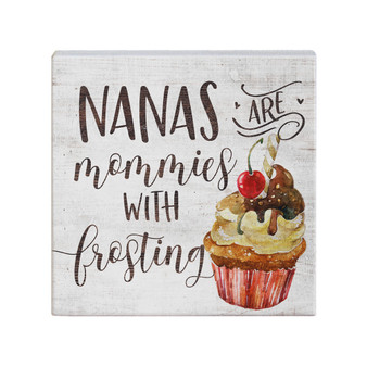 Mommies Frosting - Small Talk Square