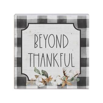 Beyond Thankful - Small Talk Square