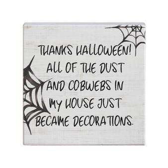 Thanks Halloween - Small Talk Square