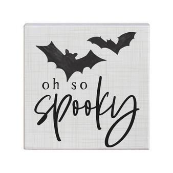 Oh So Spooky - Small Talk Square
