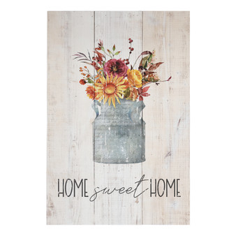 Home Sweet Home - Rustic Pallet
