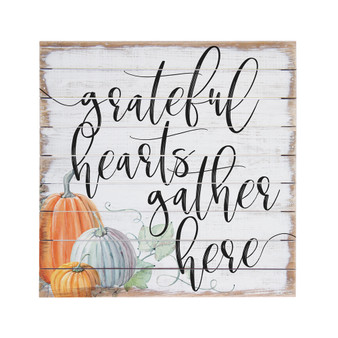Grateful Hearts - Perfect Pallet