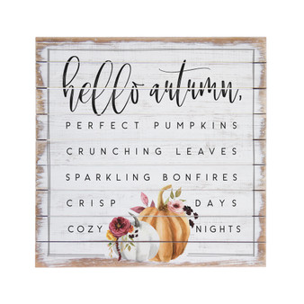 Hello Autumn - Perfect Pallet