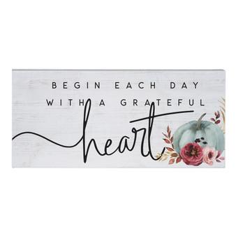 Begin Grateful - Inspire Boards