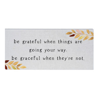 Be Grateful When - Inspire Boards