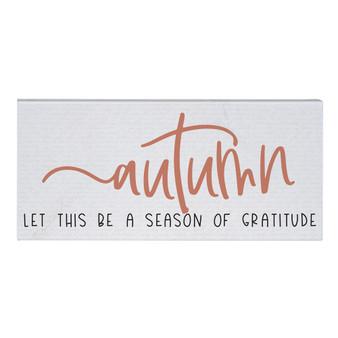 Autumn Of Gratitude - Inspire Boards