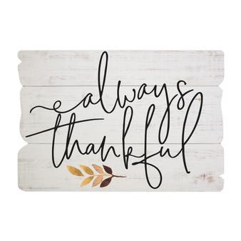 Always Thankful - Splendid Fences