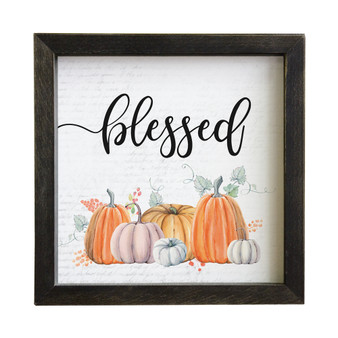 Blessed - Rustic Frame
