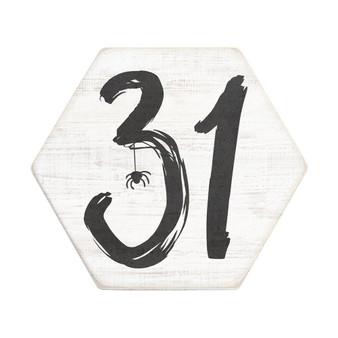 31 - Honeycomb Coasters