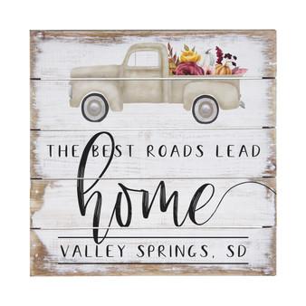 Roads Lead Home PER - Perfect Pallet Petite