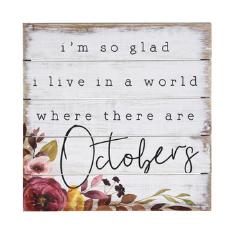 Octobers - Perfect Pallet Petites