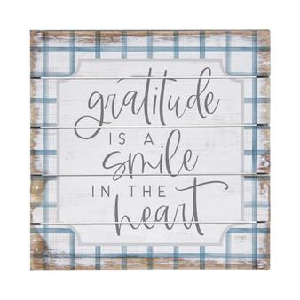 Gratitude is a Smile - Perfect Pallet Petites