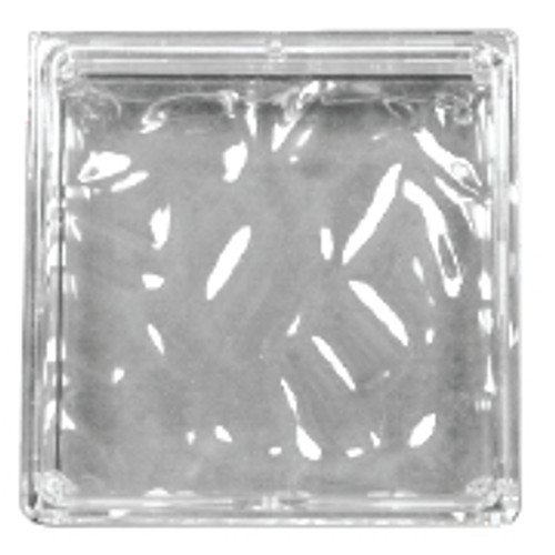 """Design-A-Block8 x 8 x 3""""Design Area 7""""Acrylic Snap a Part box perfect for notes, twinkle lights or anything you'd like to place inside"""