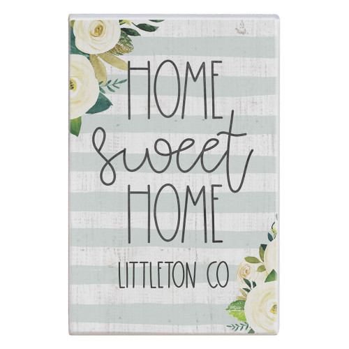 Home Sweet Home PER - Small Talk Rectangle