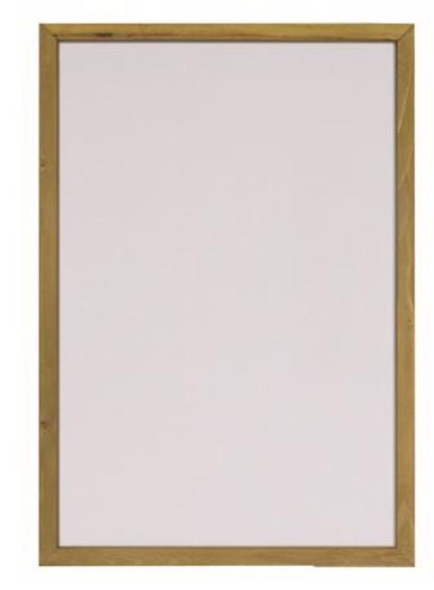 Rustic Frame Horizontal Gold16Š— x 24Š— Design Area 14Š— x 22Š—