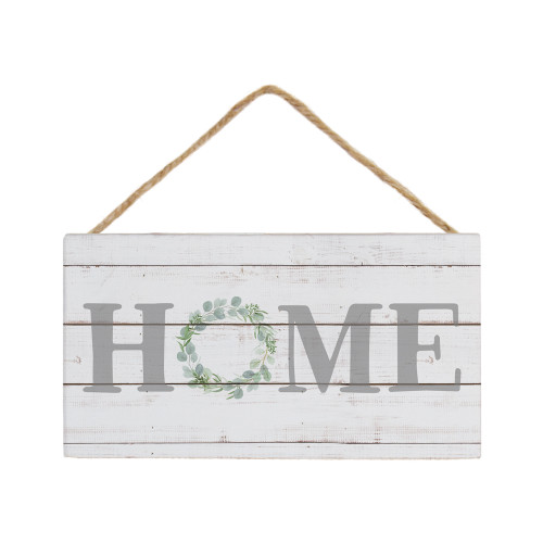 Home Wreath - Petite Hanging Accent